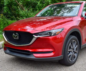 2018 Mazda CX-5 Review: a Confident Compact Crossover