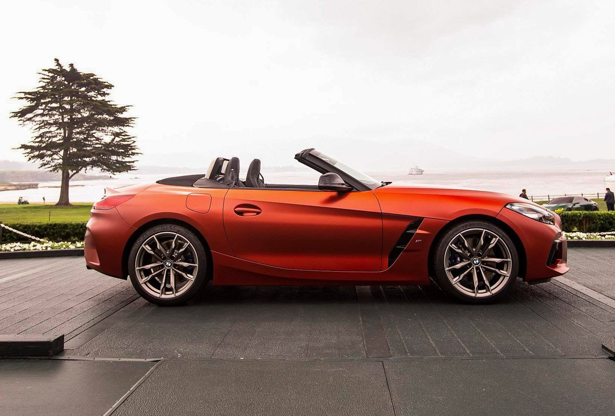 2019 Bmw Z4 M40i Gets Official With First Edition