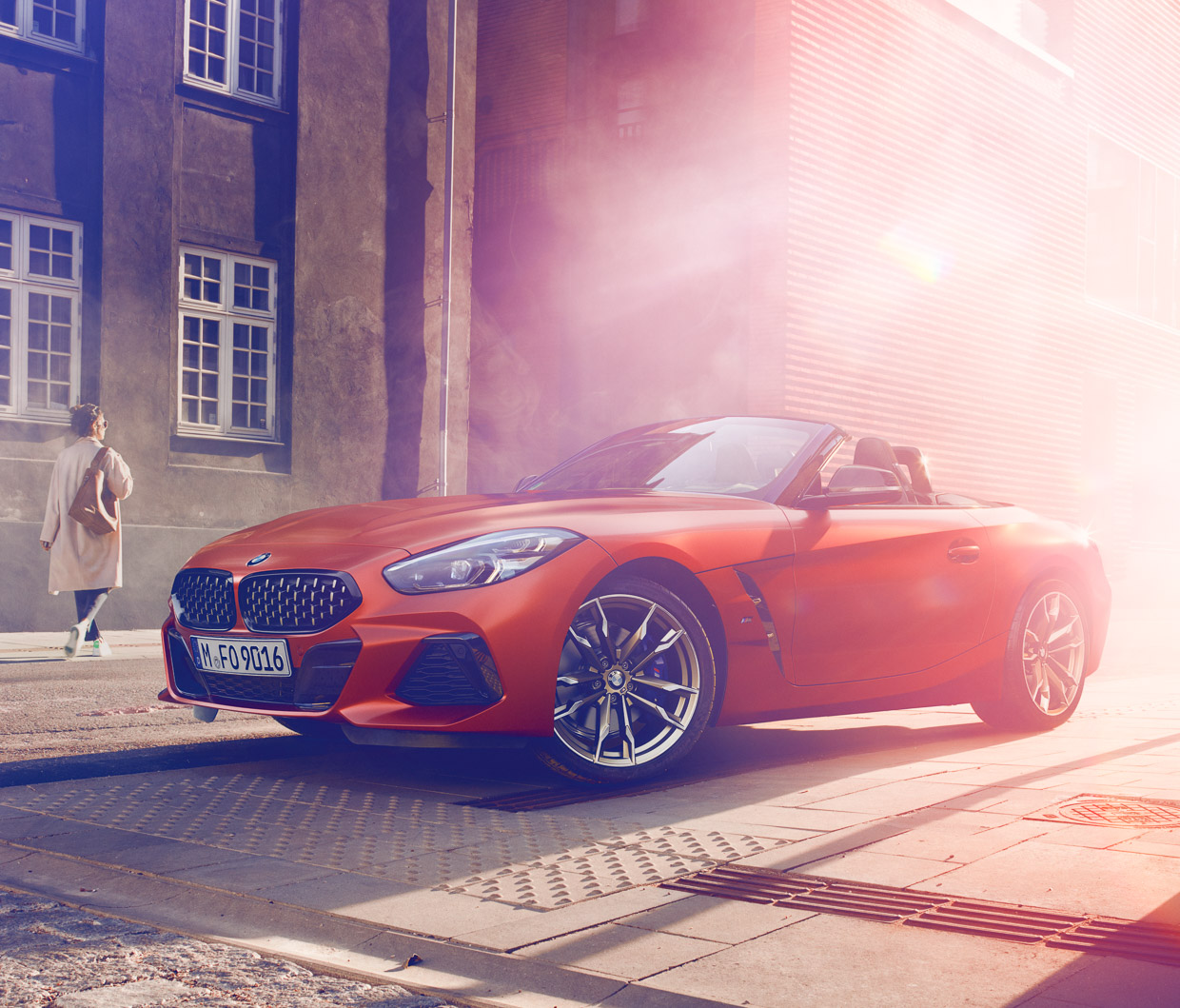 2019 Bmw Z4: 2019 BMW Z4 M40i Gets Official With First Edition