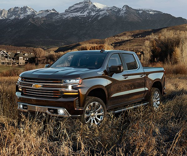 2019 Chevy Silverado: 2019 Chevy Colorado Bison Packs Skid Plates And Steel