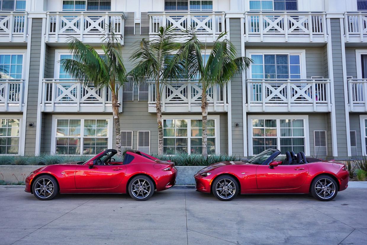 2019 Mazda MX-5 First Drive Review: Unadulterated Topless Entertainment