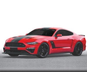2019 Roush Stage 3 Mustang Adds Loads of Power