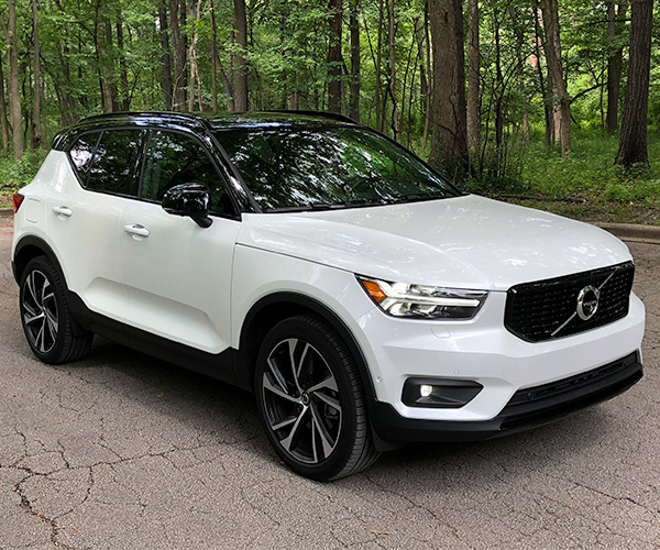 2019 Volvo XC40 Review: Swedish Perfectionism in Practice