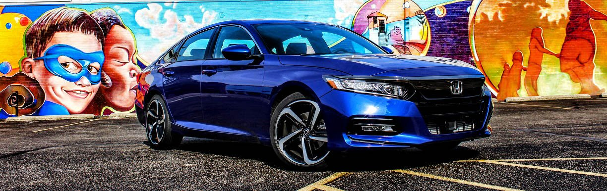 2018 Honda Accord 2.0T Sport Review: Untapped Euro R Potential ...