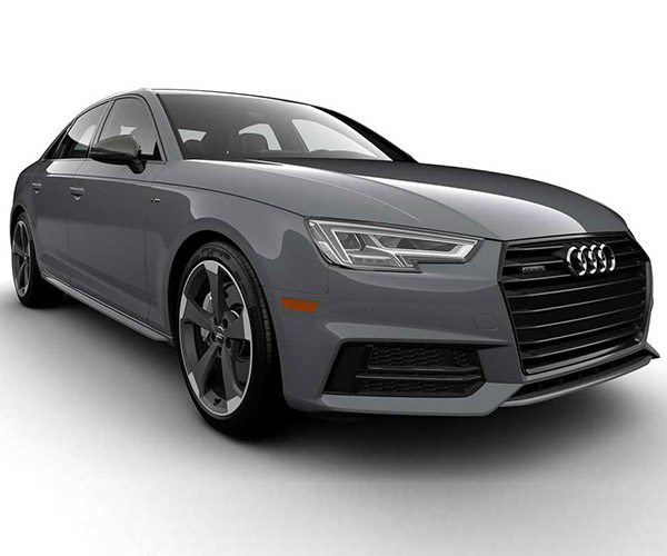 Audi Says Farewell to US Manuals with Limited-edition A4 Ultra sport
