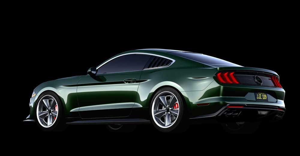 Steeda Makes Special Bullitt Mustang Even More Special