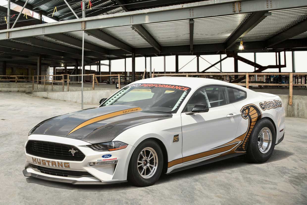 Mustang Cobra Jet New Car Update 2020