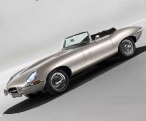 Jaguar Classic Confirms Production Plans for E-Type Electric