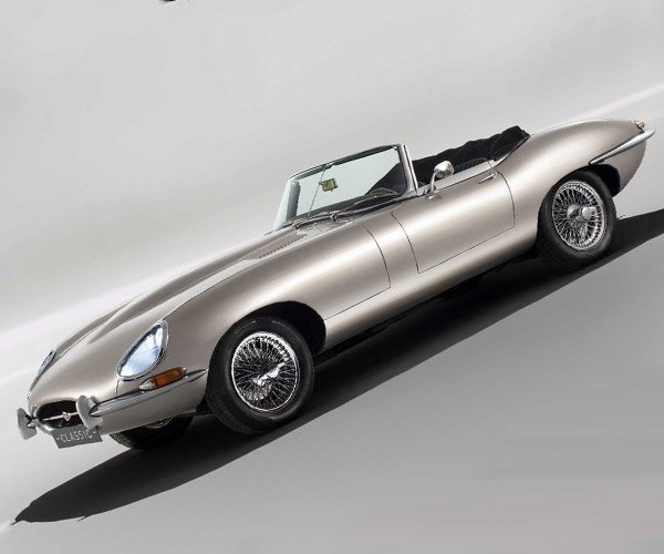 Jaguar Classic Confirms Production Plans for E-Type Electric