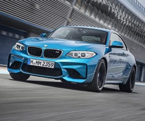 BMW to Keep Offering Manuals on M Series Cars