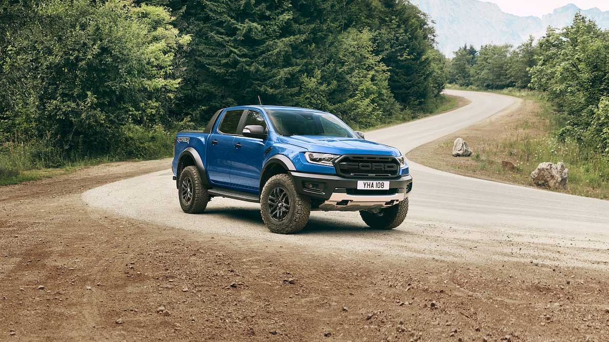 2019 Ford Ranger Raptor Headed to Europe