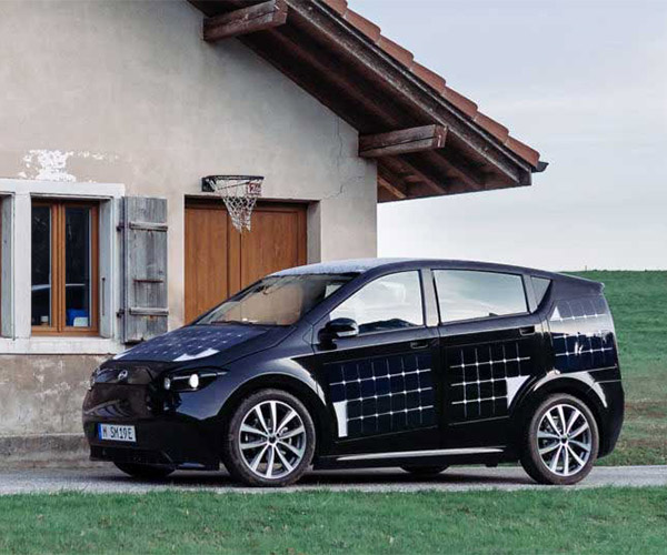 Sonos Motors Sion EV Harnesses the Sun for Drivetrain Power