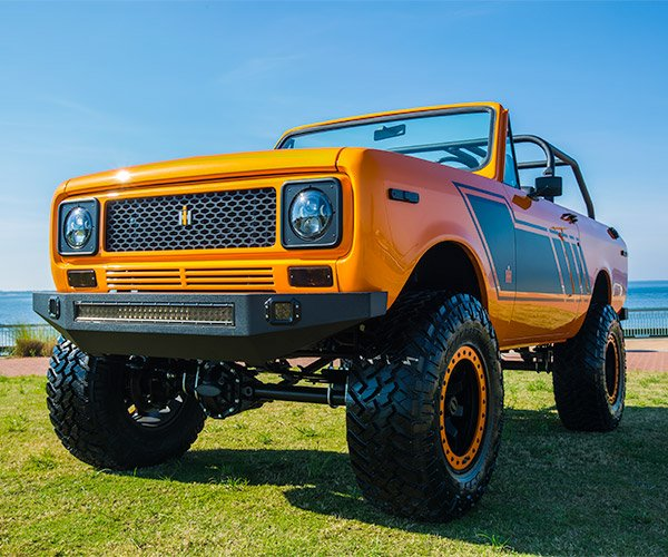 This 1979 Int'l. Harvester Scout II Will Orange Crush Your Wallet