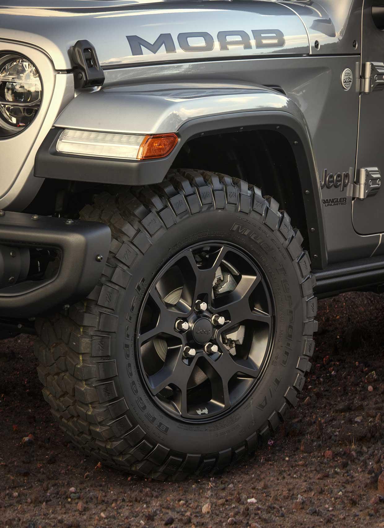 Jeep Confirms 2018 Wrangler Jl Moab