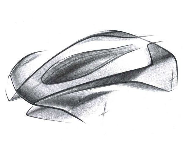 "Aston Martin Teases Project ""003"" Hypercar Coming in 2021"