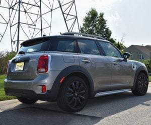 2018 MINI Countryman Cooper S E ALL4 Review: An AWD PHEV Go Kart