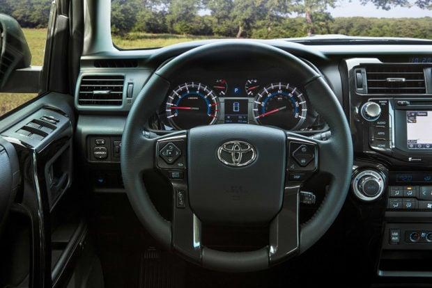 2019 Toyota 4runner Nightshade Edition The Dark Night
