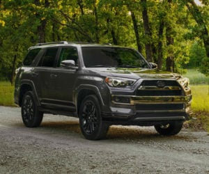 2019 Toyota 4Runner Nightshade Edition: The Dark Night