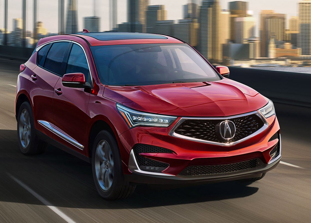 2019 Acura Rdx First Drive Review Sounds As Good As It Looks 95