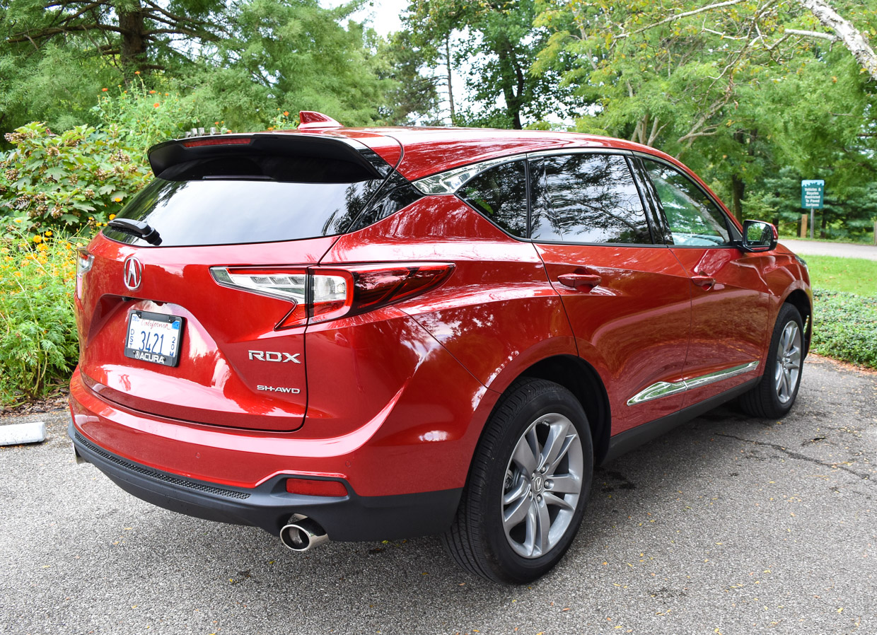 2019 acura rdx first drive review  sounds as good as it looks