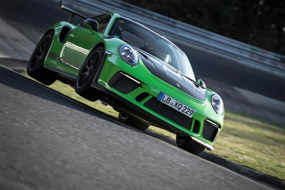 Next-gen Porsche 911 GT3 and GT3 RS Could Have Turbo Power