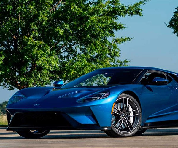 John Cena's Ford GT to be Auctioned Again