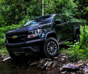 Some Chevy Colorados Deploying Airbags While Off-Roading