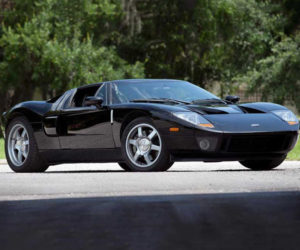 200 mph 2005 Ford GT Prototype Sold at Auction
