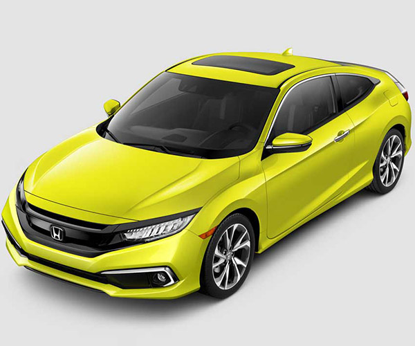 2019 Honda Civic is Still a Budget Ride with Style