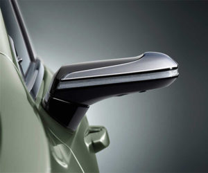 2019 Lexus ES Ditches Sideview Mirrors for Cameras… In Japan