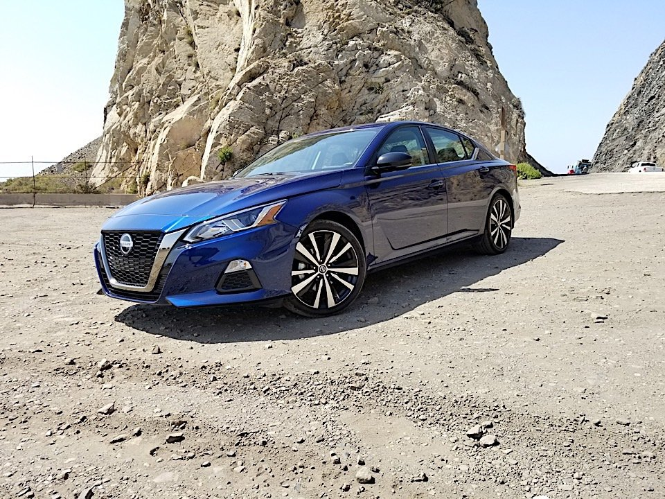 2019 Nissan Altima First Drive Review: The Altimate Midsize Sedan?