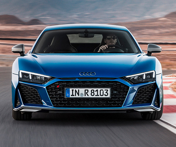 2019 Audi R8 Brings Brings New Refinements