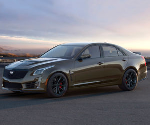 ATS-V and CTS-V Pedestal Editions: A Farewell to Caddy's Finest