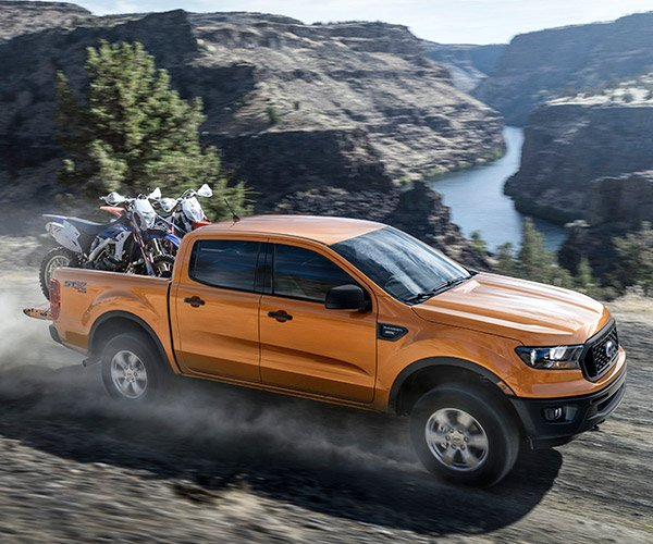 2019 Ford Ranger EcoBoost Four Cranks Up the Torque