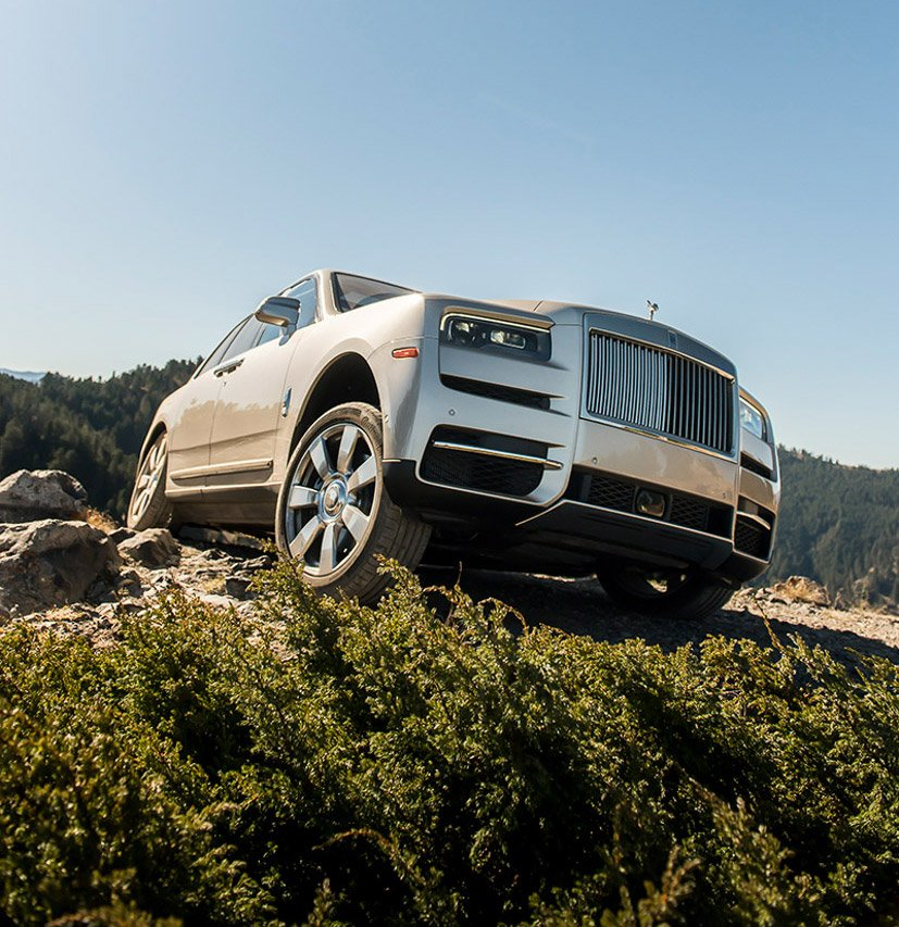 2019 Rolls-Royce Cullinan First Drive Review: Luxury Way