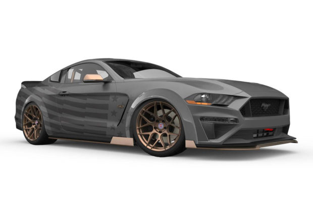 Ford Teases Mustangs For 2018 Sema Show 95 Octane