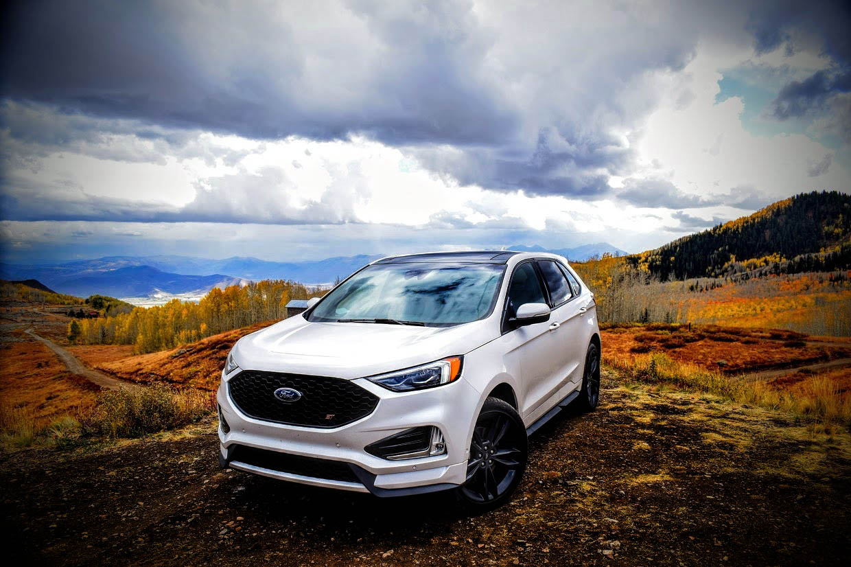2019 Ford Edge ST First Drive Review: Performance Meets Family Focus