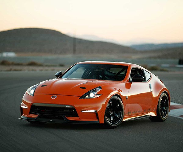 Nissan Project Clubsport 23 Track Car is a SEMA Special