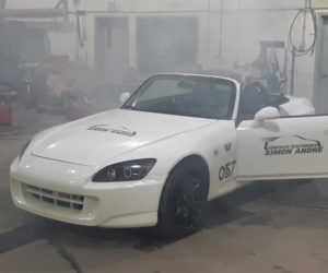 Electric Modded Honda S2000 Does a 10 Second 1/4-mile