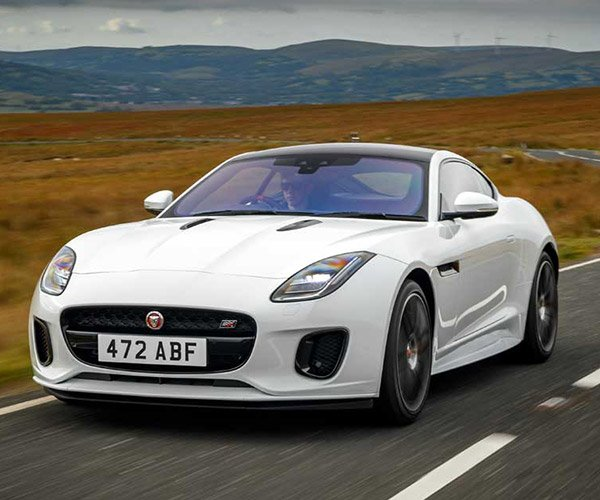 F-TYPE Chequered Flag Pays Homage to a Jaguar Classic
