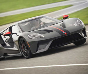 Ford GT Carbon Series Is Even Lighter and More Exclusive