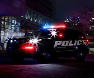 2020 Ford EcoBoost Police Interceptor SUV Will Catch You