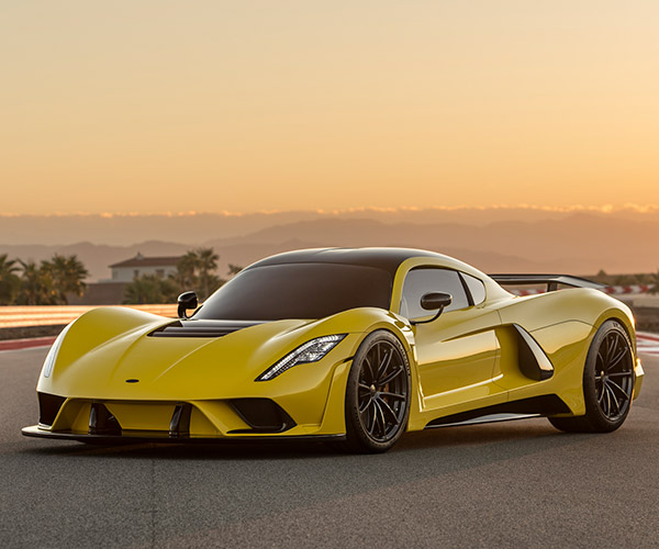 Hennessey Venom F5 Top Speed Could Reach 500 km Per Hour