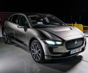 Jaguar Shows off How Its Electric Cars Will Make Sounds for Safety