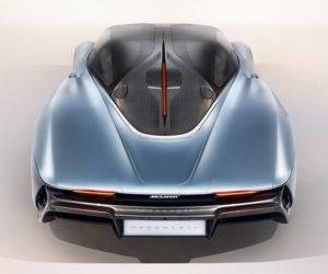 McLaren Speedtail Is a 3-Seat, 1000+ hp Hybrid GT Car