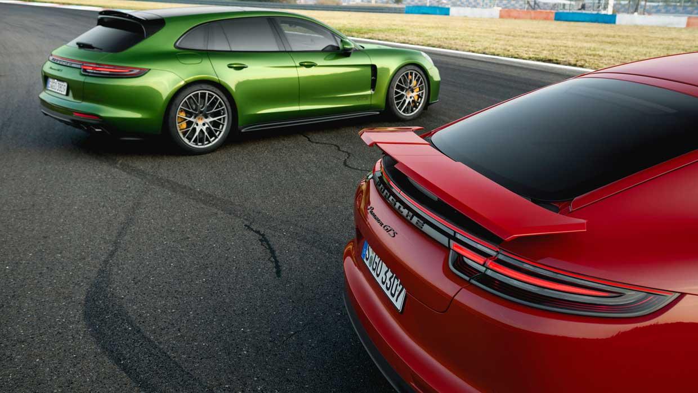 Porsche Panamera GTS and GTS Sport Turismo Make 453 Horses Each