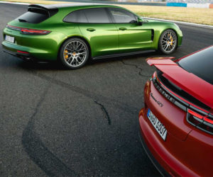 Porsche Panamera GTS and GTS Sport Turismo Make 453 Horses Each