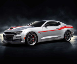 2019 Yenko/SC Stage II Camaro Channels the '60s with 1000 hp