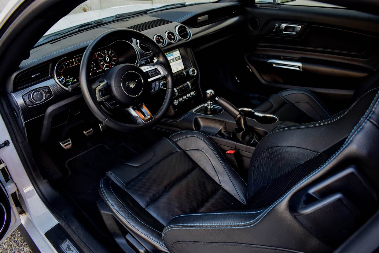 Recaro Performance Sport >> 2018 Ford Mustang GT Performance Pack 2 Review: Stampeding Stallion