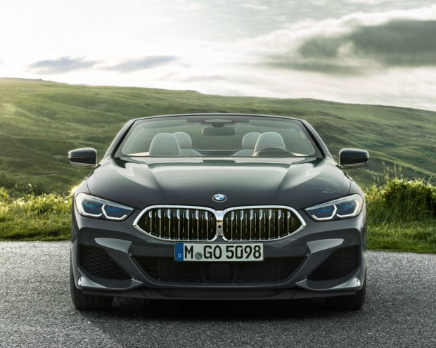 2019 Bmw M850i 8 Series Convertible Raises The Roof